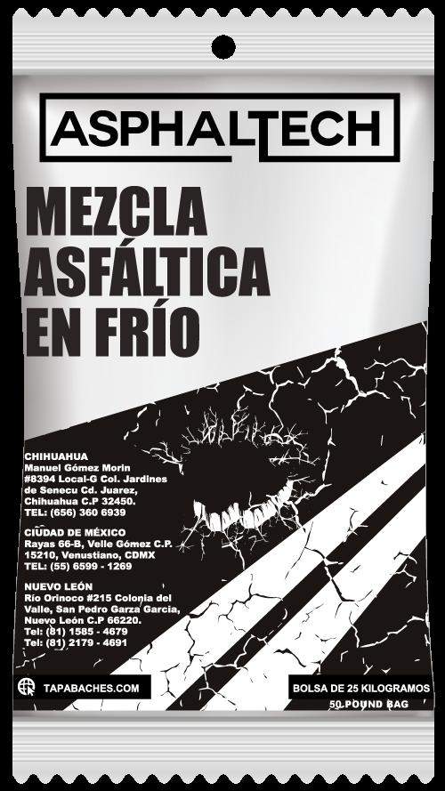 ASPHALTECH - Mezcla Asfáltica en Frío